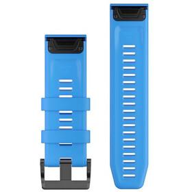 Garmin QuickFit Silicone Watch Band 26mm for Fenix 6X blue